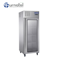 FRCF-3-1 FURNOTEL Glass Door Heavy Duty Refrigerator Fancooling Upright Chiller