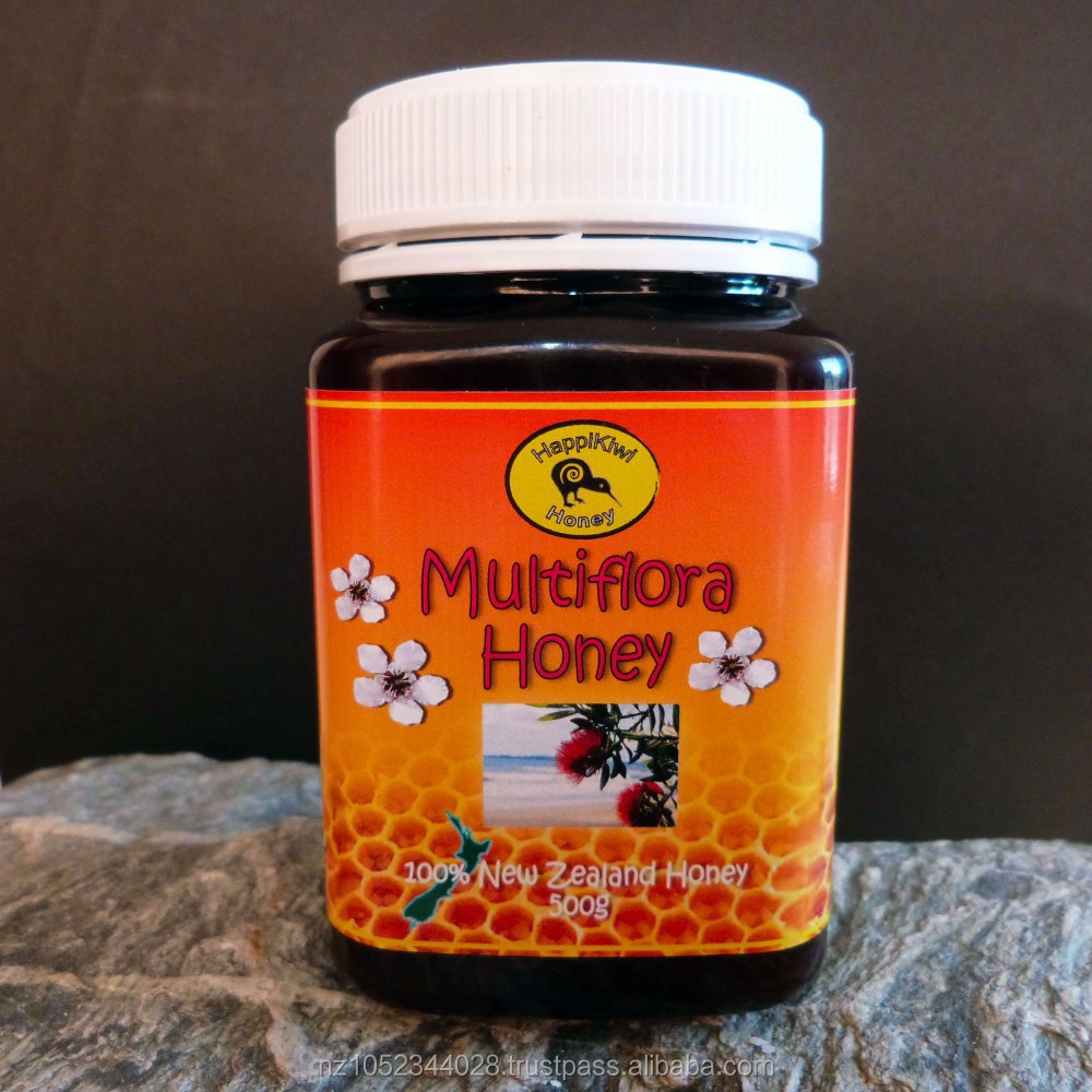 New Zealand Multiflora Honey