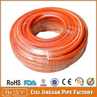 Cheap Orange Flexible Metal Gas Flex Hose, Natural Gas Hose Pipe for Russian Market
