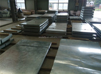 Hot dip galv Chromated rolled galvanized sheet metal ASTM A653 - CS - B Grade