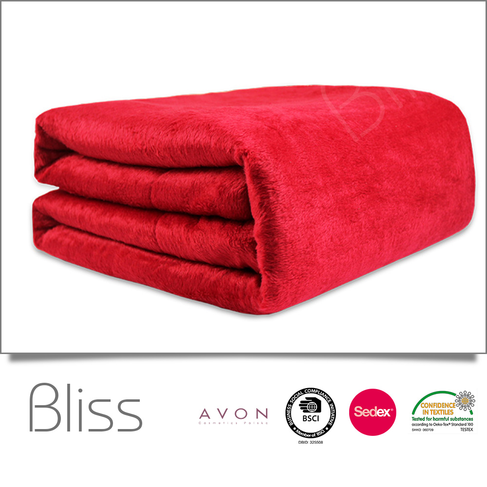 Blanlet factory softextile mink winter heating plush blanket 100% polyester coral fleece throw double bed cheap bulk wholesale