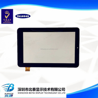 POS system use 14 inch TFT LCD touch screen monitor 4 wire/5 wire resistive touch panel