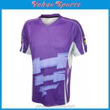 dye sublimation Cricket Team Jersey make your own