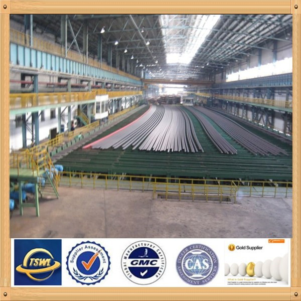 continous hot rolling mill for section steel bars/Rebar Rolling Mill Machine From Ada