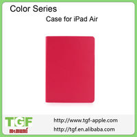 Hot Sale Magnetic Smart Cover Cases For iPad Air 5 iPad 2 3 4 PU Leather Stand Folding Case