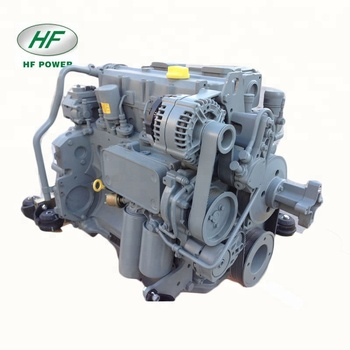 Deutz BF4M2012 BF4M2012C  bf6m1013 4-Stroke Water-Cooled construction machinery engines