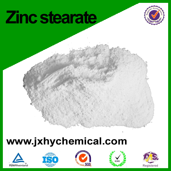 powder type high fineness 99.9% zinc stearate for pvc products