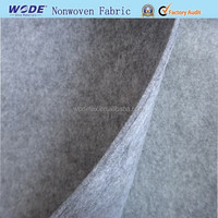 4MM Grey Color Nonwoven Felt Fabric 100% Polyester Fabric