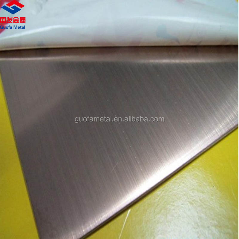 Factroy Price 0.7mm 1.0mm 1.2mm 1.5mm 2.0mm 304 SS Sheet NO.4 Finish