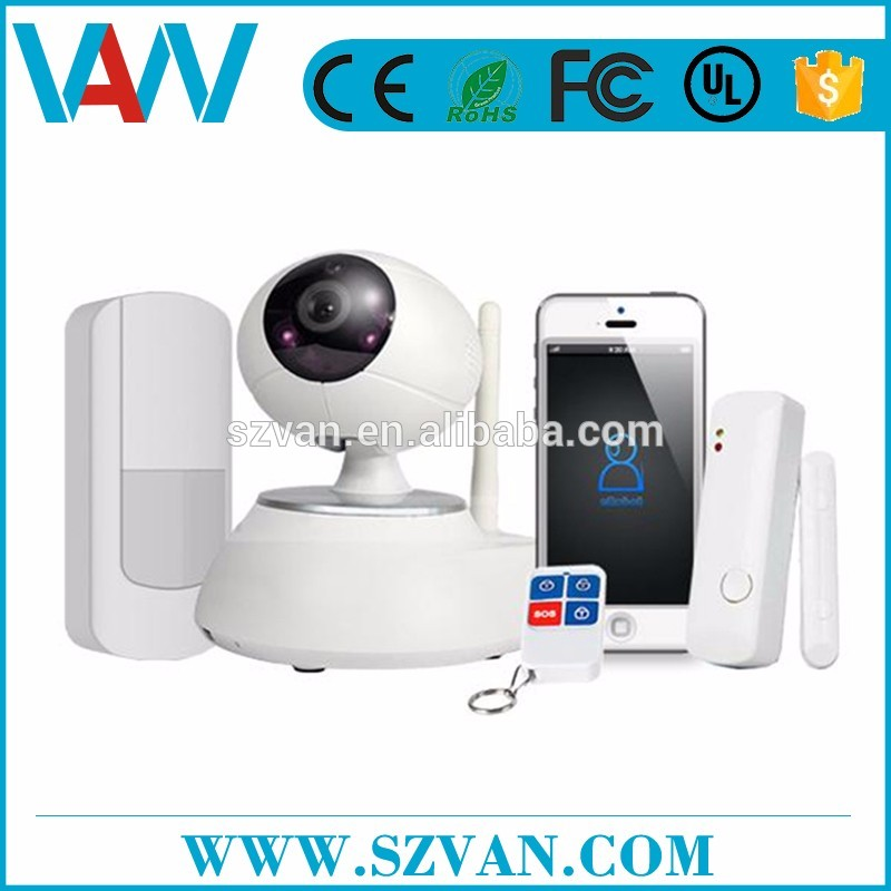 hot selling high quality p2p ip cam for home use H9 remote control