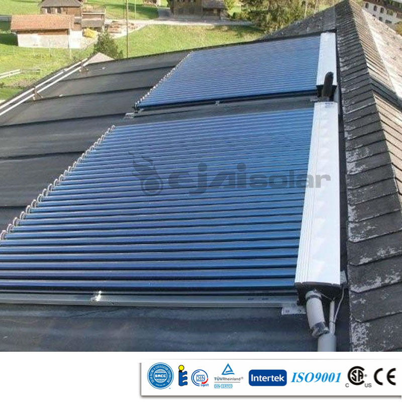 Heat Pipe Home Solar Thermal Collector