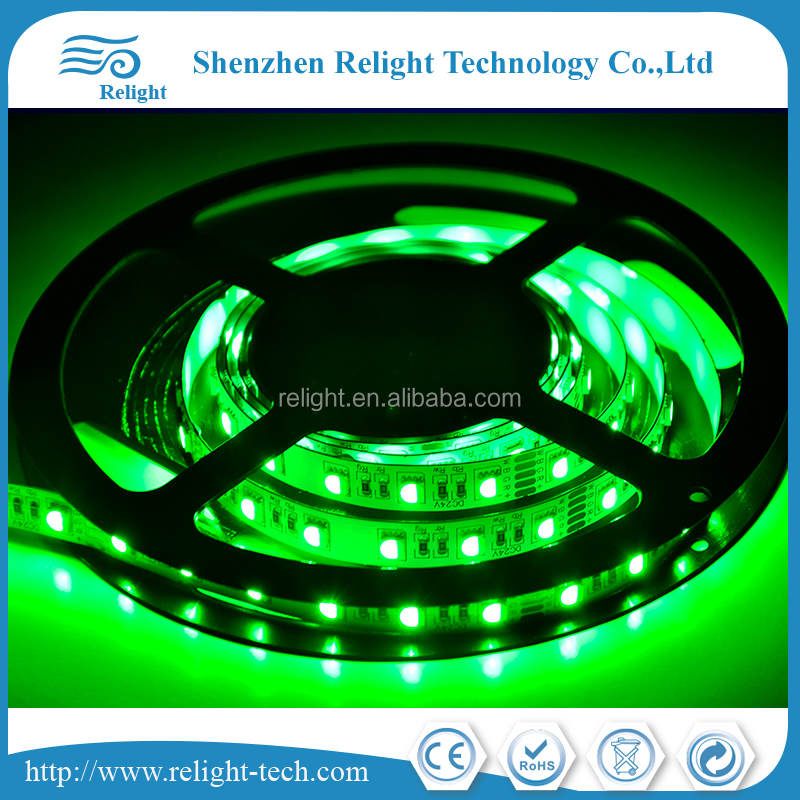 5m RGB 5050 led strip DC12V 24V voltage