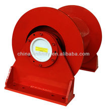 Infinity hydraulic compact winch