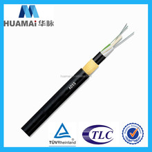 Outdoor ADSS Cable All Dielectric Self-supporting Aerial Cable12 24 48 96 Core Fiber Optic Cable