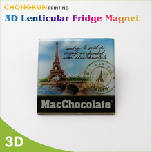 Madrid tourist souvenir building decorative fridge magnets