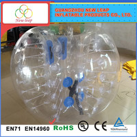 Zorb Ball,bumper ball Type and Inflatable Toy Style bubble soccer games