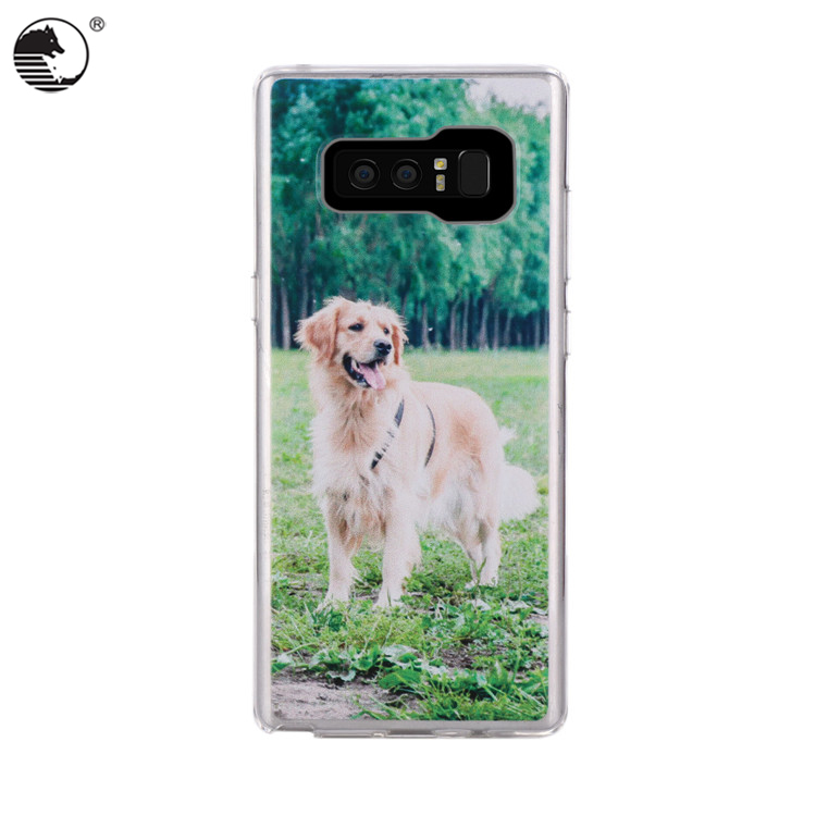 tpu smart phone case cover For Samsung Galaxy Note 8 6.3 inch