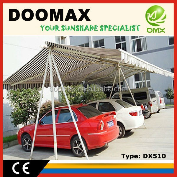 #DX510 CE Certified Car Parking Awnings