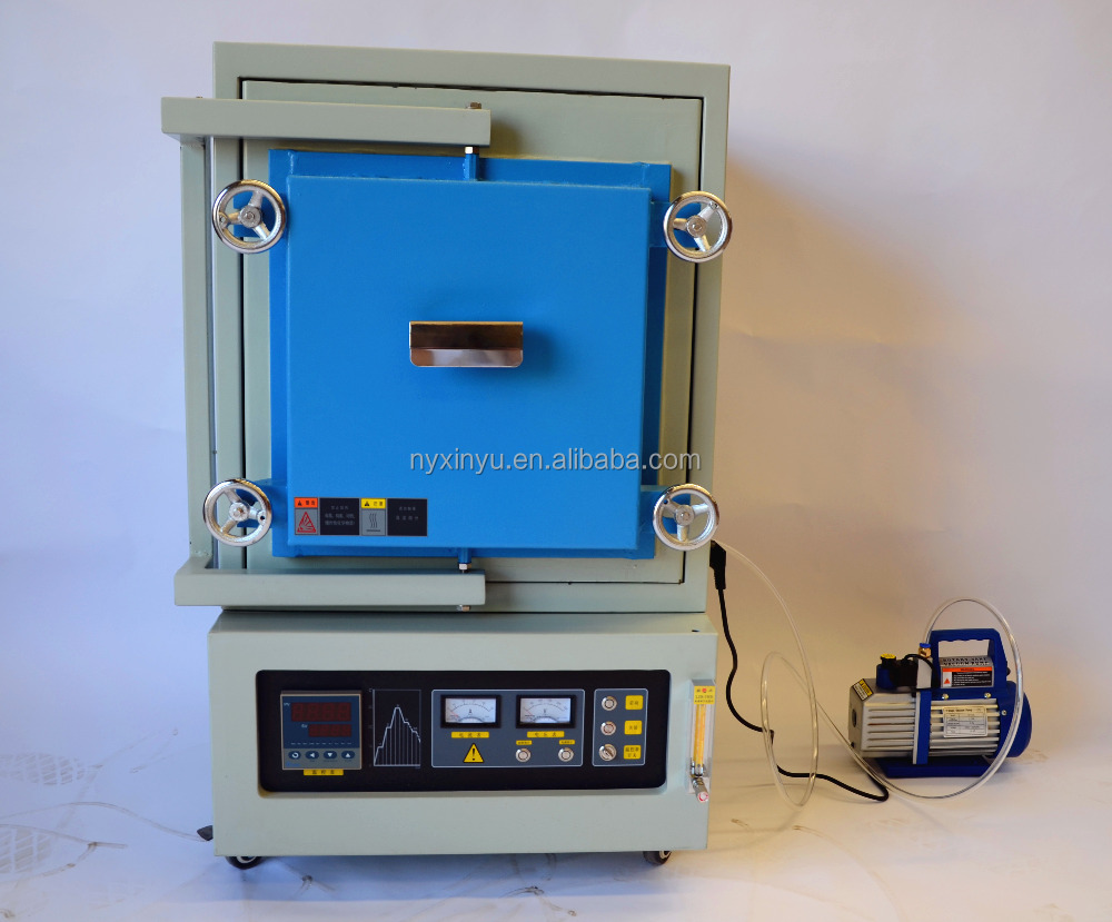 CE/ISO Approved High Temperature Nitrogen Atmosphere Furnace SA2-10-16TP Heating 1600C by MoSi2 rod