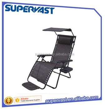China Supplier Outdoor Furniture Garden Furniture Sling Zero Gravity Chair V