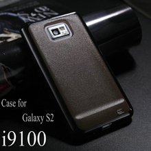 high quality back cover for galaxy i9100, cell phone case for samsung galaxy s2, tpu case for s2 i9100