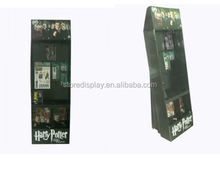 Custom rotating display stand flooring pos mobile phone display stand from China supplier