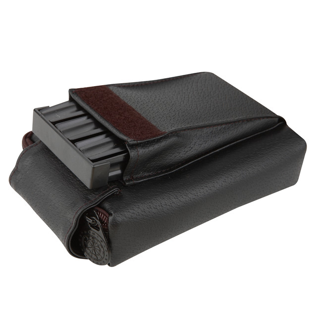 PU Leather dart bag pouch