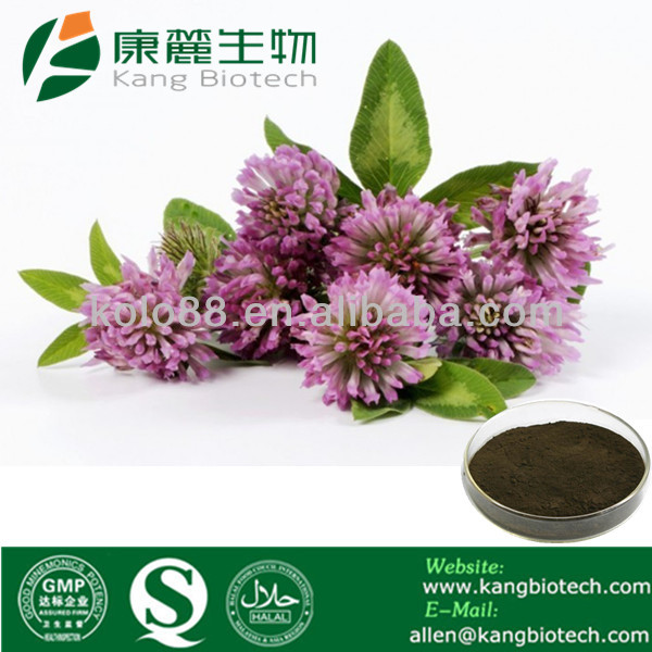 natural red clover extract isoflavones
