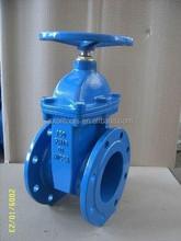 API 6A&6D inside screw non-rising stem gate valve for oil and gas feild