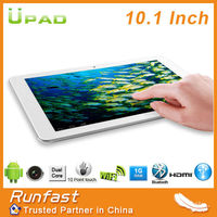 10.1 inch Android 4.2 RK3188 Quad Core tablet computer