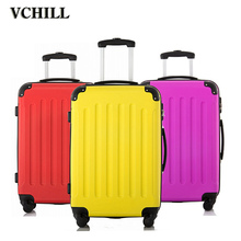 Hot Selling Custom Polo Hard Shell ABS Travel Luggage Bags