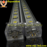 bar light smd 7020 led hard strip,5050 smd rigid led bars