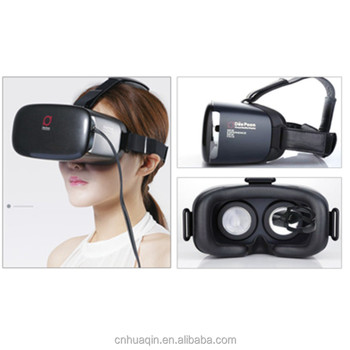 canton fair hot sale interactive VR egg cinema with VR glasses and headset