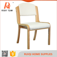 Bentwood high quality hot selling modern durable wooden dining room chair outside chair
