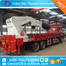 200ton 8*4 huge truck crane with cargo