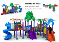 2013 NEWEST dinosaur theme outdoor playground TQ-ZLJ122