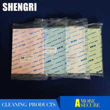 Colorful Antistatic Decrease Dust Printing Cleanroom Paper