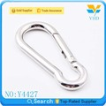 fashion decorative metal handbag snap hook accessories for bags accessories