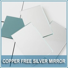 2-8mm High Quality Colored Mirror for Decoration