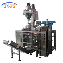 Premade pouch /doypack/powder granule liquid doypack packing machine