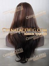 French curl 100% remy human hair full lace wig
