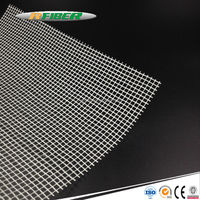 Hot!!! E-Glass Alkali Resistant Fiberglass Mesh Cloth Used For External Wall Thermal Insulation(5x5,140g/m2)