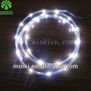 Hot sale waterproof led copper wire tube string lights