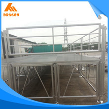 factory outlets chrome balconet railing