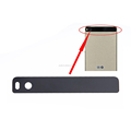 New Replacement Original Mobile Phone Parts Black Cover Camera Lens Housing For Huawei P8