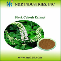 Reliable supplier Black Cohosh Extract Powder 2.5%