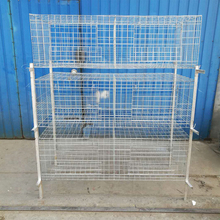 poultry pheasant baby chickens cage system