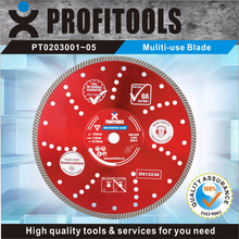 Alibaba supplier good quality multi-use diamond round cutting blade