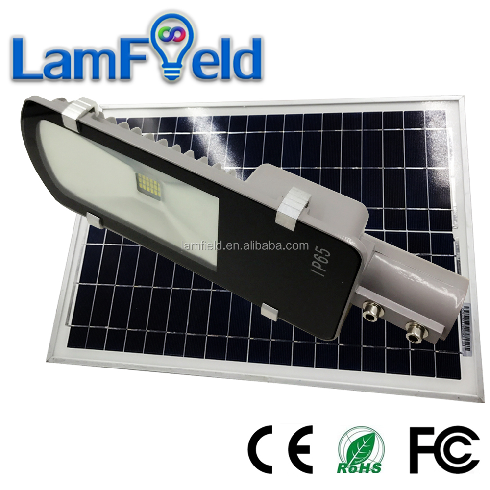 Energy Saving 10W Solar LED Street