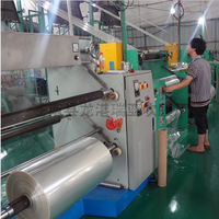 virgin material plastic sheets pvc shrink film for labels and heat shrink wrap film for bottles supplier